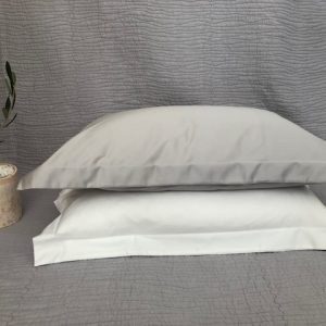 Egyptian cotton pillow cases 400 thread count Oxford