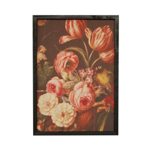 Tulip Floral Printed Picture